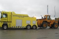 Holowanie ciężkich maszyn budowlanych Ryki